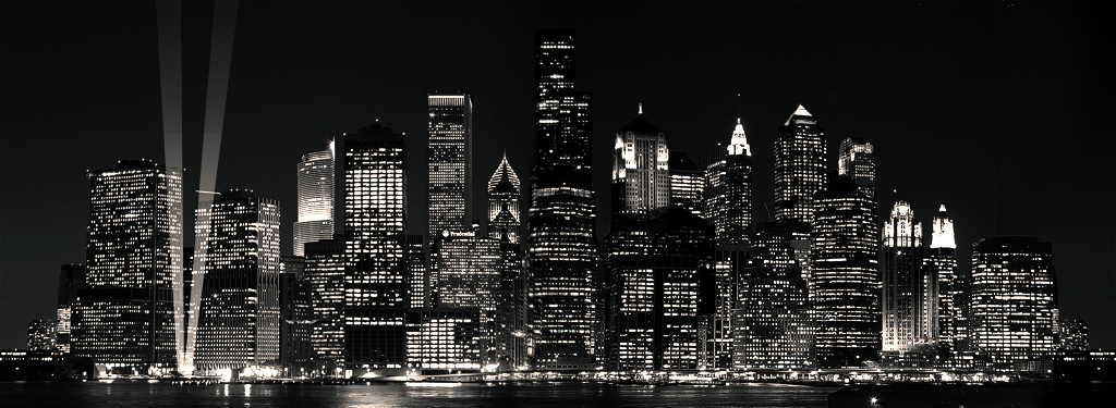 Chicago gotham city nights by pag293