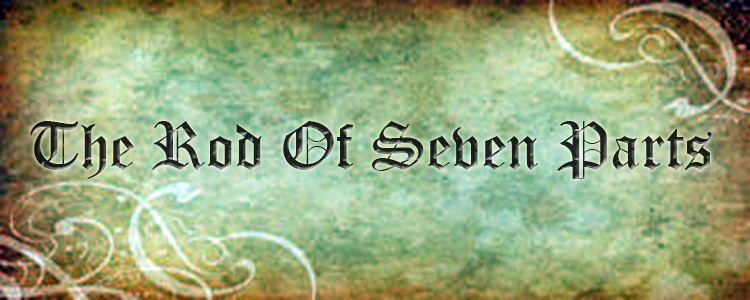 Rod of seven parts banner