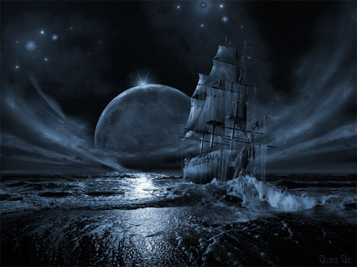 483d ghost ship poster m