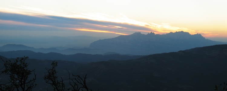 Montserrat panoramica