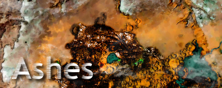 Ashes banner
