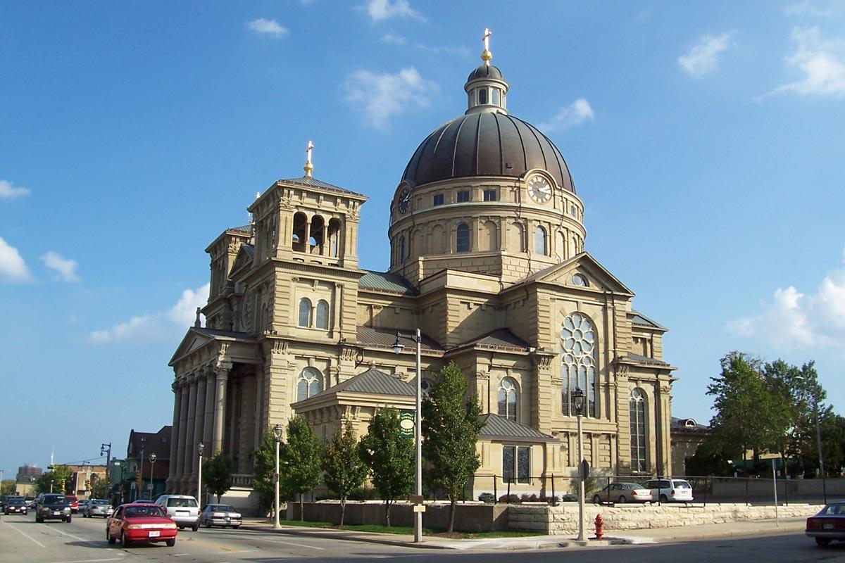 Basilica of st. josaphat