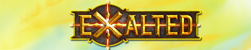 Exalted banner