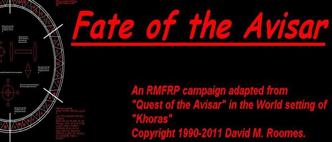 Fate of the aviar banner