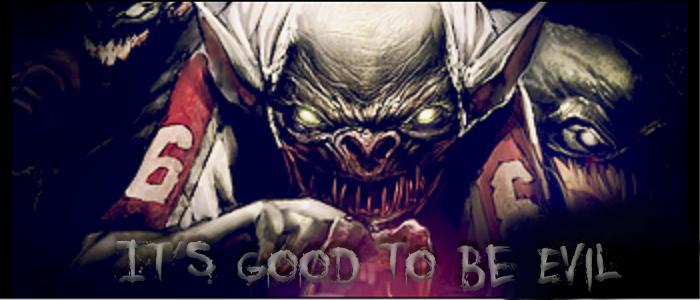Evil banner2