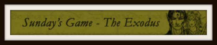 Banner exodus