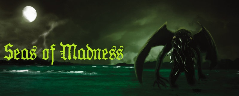 Cthulhu beached banner