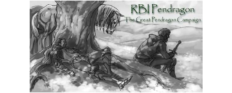 Pendragon banner