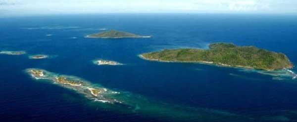 Cayos islands