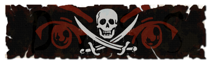 Pirate banner by brettdagirl