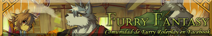 Banner furry fantasy