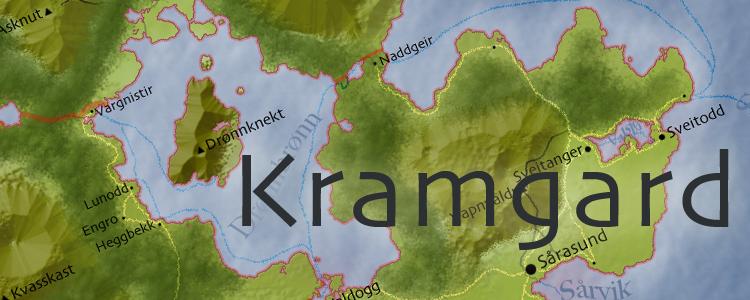 Kramgard banner