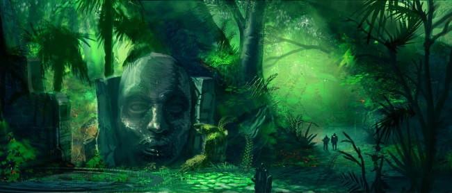 Jungleruinsface