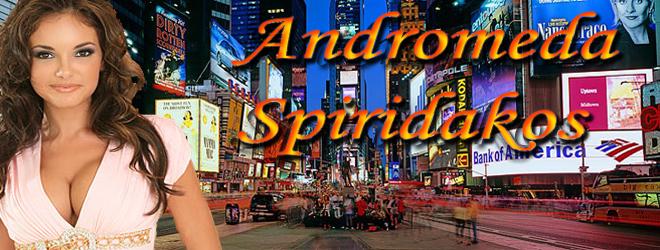 Andromeda Spiridakos