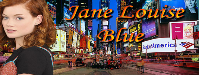 Jane Louise Blue