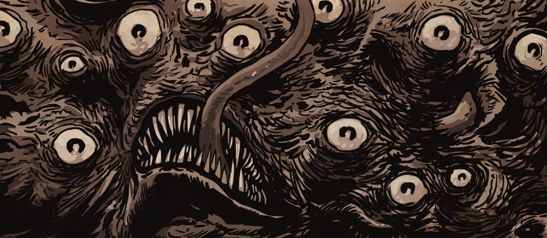 Lovecraft cover detail