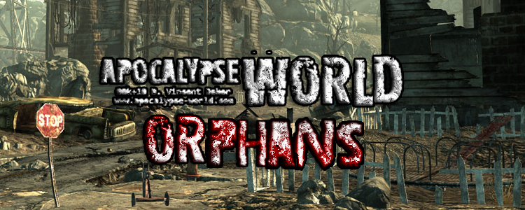 Apocalypse world logo