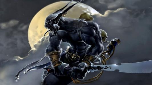 Baleful blade