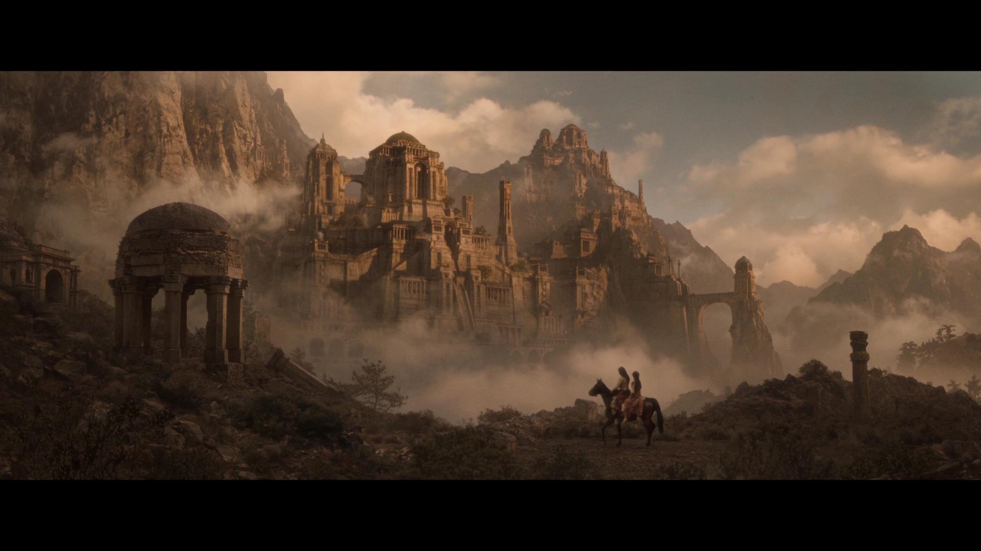Conan hyboria castle