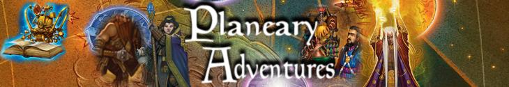 Planery adventures banner
