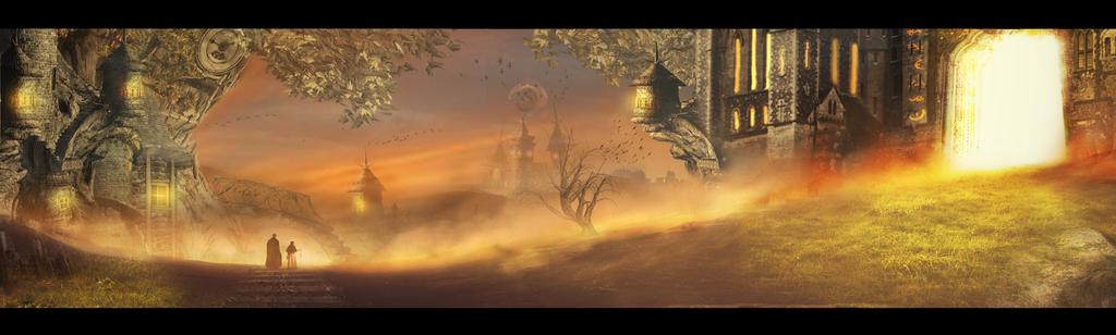 The village by borruen d2o5xd6