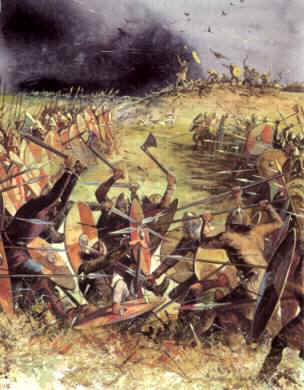Battle clontarf