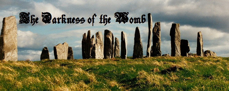 Darkness of the womb banner