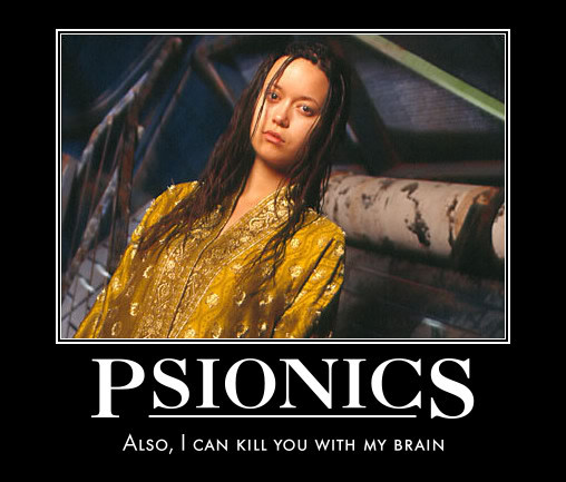 Psionic Traits | Domcur By Under A Bleeding Sun | Obsidian