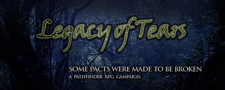 Legacy of tears banner