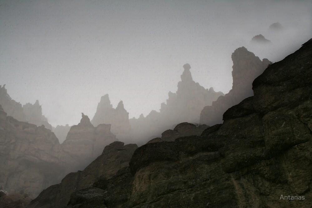 Raurin Mountains