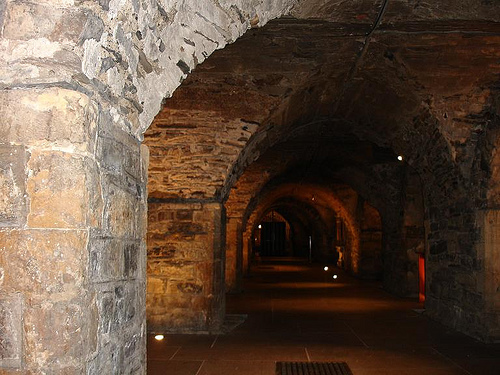 Dwarven hall