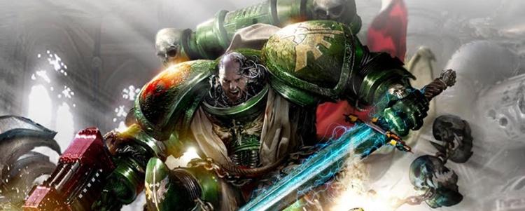 Warhammer 40k banner