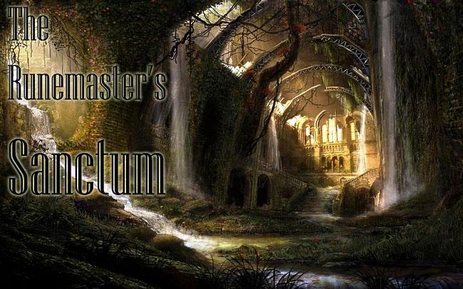 Runemaster sanctum copy