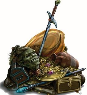 Orc head loot2