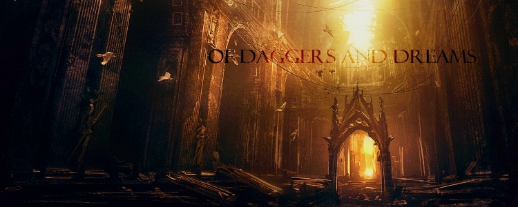 Daggers and dreams cover  cropped