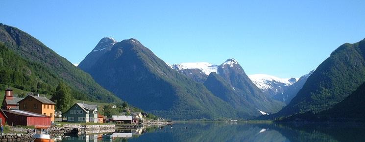 Fjordbanner