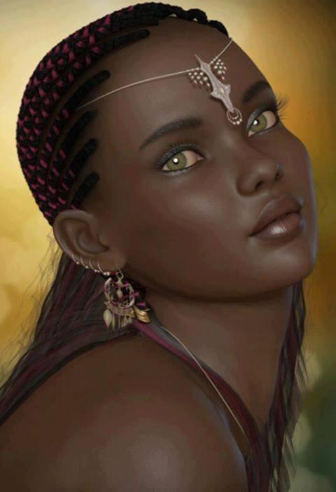фотографии негритянок