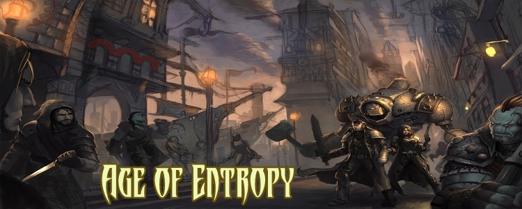 Age of entropy