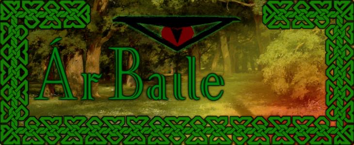 Ar baile banner 2