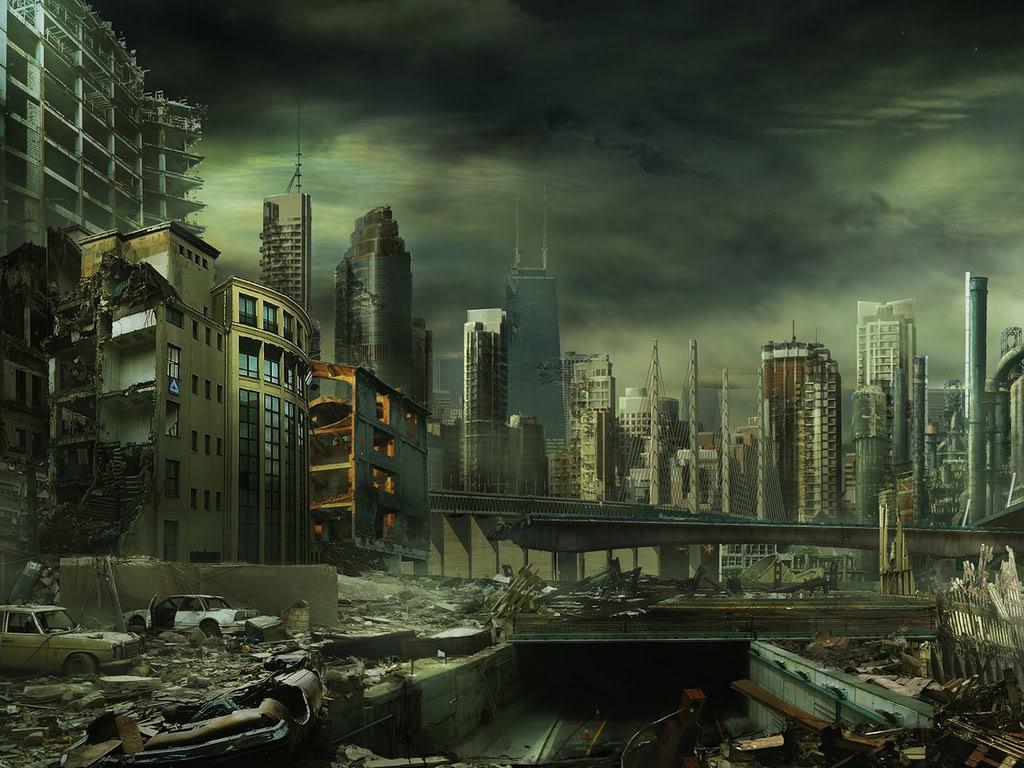 Sci fi post apocalyptic 33746
