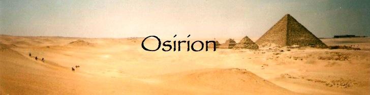 Osirion banner
