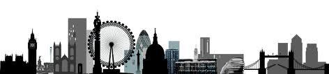London silhouette