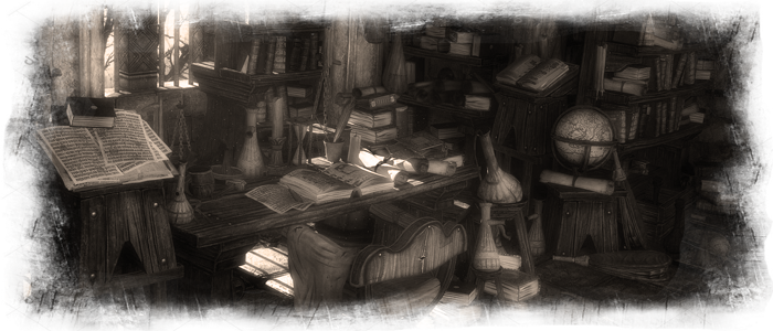 The Library of Morwindl