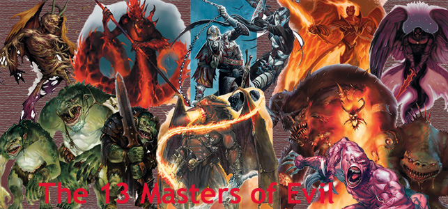 13 masters