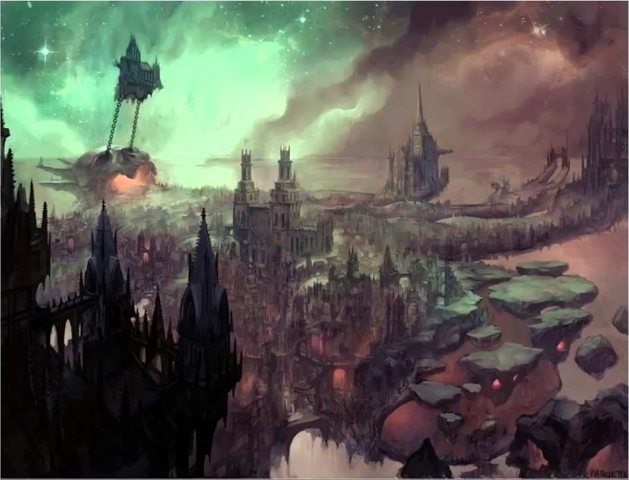 Illuvinari | Adventure Log | Obsidian Portal