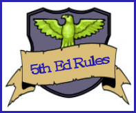 5th Ed Rules