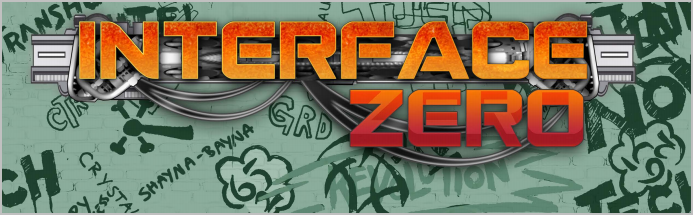 Interface zero logo