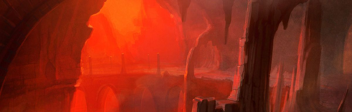 Fire caves ii   concept by antifan real