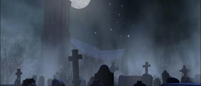 Graveyard peace moon modified