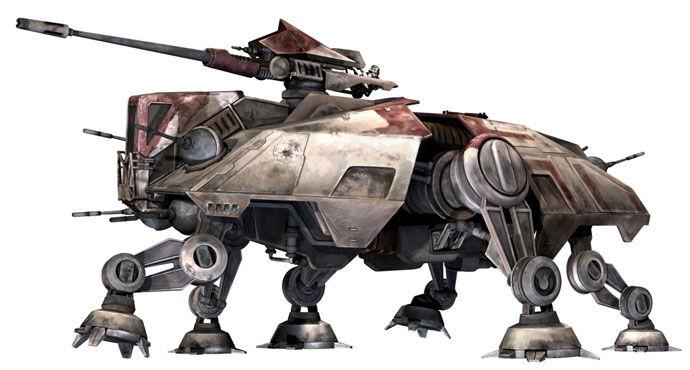 All Terrain Tactical Enforcer (AT-TE)